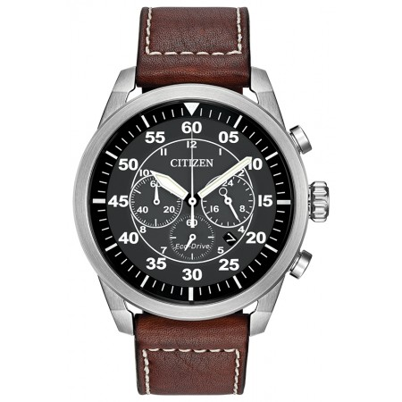 CITIZEN'S AVION 45MM ECO DRIVE