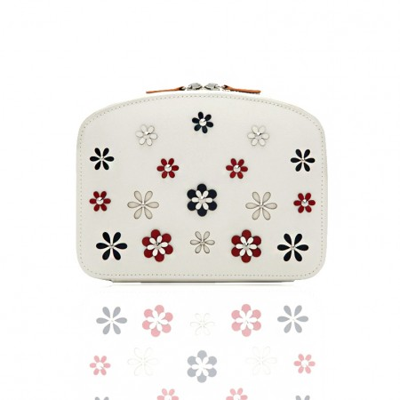 WOLF BLOSSOM TRAVEL CASE