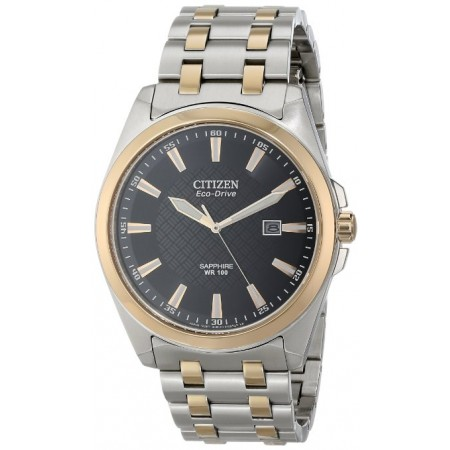 MENS CITIZEN WATCH, ECO-DRIVE E111