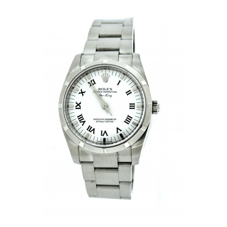 PRE OWNED 2006 ROLEX OYSTER PERPETUAL AIR KING