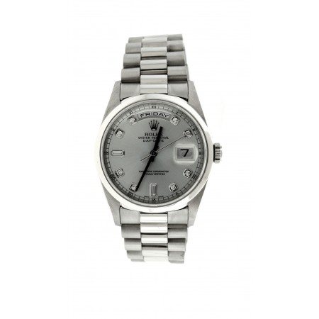 Pre-Owned Rolsex Presidential Day-Date Platinum