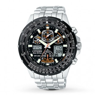 CITIZEN SKYHAWK A-T MODEL: JY0000-53EECO-DRIVE U600