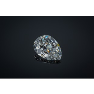 4.00 CARAT LOOSE PEAR SHAPED DIAMOND