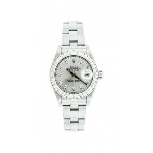 1999 LADIES 26MM STAINLESS STEEL ROLEX