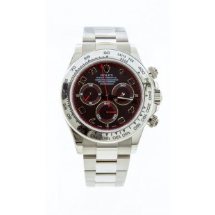 Pre- Owned 2005 Rolex Daytona 18K White Gold